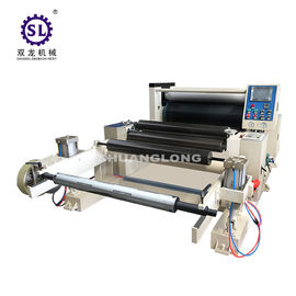 Automatic Edge Correction Embossing Machine For Nonwoven Fabric Material