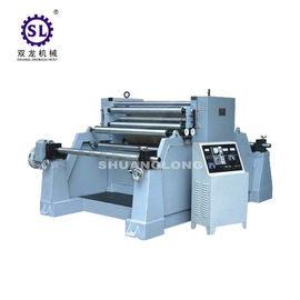 Automatic Paper Roll Embossing Machine for Paper Card and Aluminum Foil