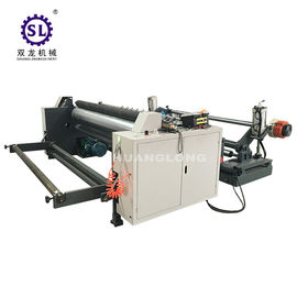 Automatic Slitter Rewinder Machine 380v 50Hz Standard for Nonwoven Fabric